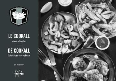Frifri De CookAll – Instructies voor gebruik