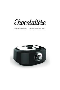 Frifri De Chocolatière – Instructies voor gebruik