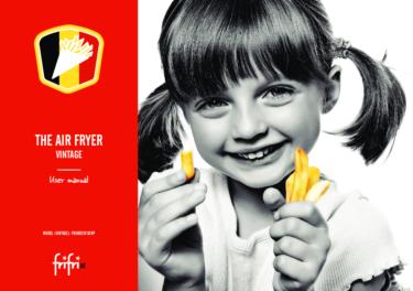 Frifri – Airfryer Vintage – Instruction manual
