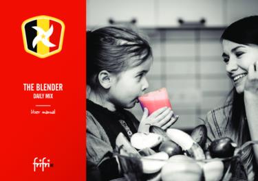 Frifri – Blender DailyMix – Instruction manual