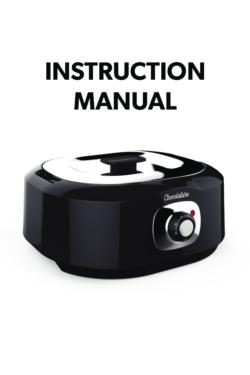 Frifri – Chocolatiere – Instruction manual