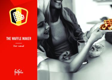 Frifri – Waffle maker – Instruction manual