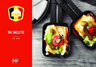 Frifri – Raclette – Instruction manual