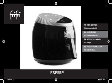 Frifri – SIMPLYFRY 55- Instruction manual