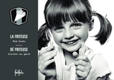 Frifri De Friteuse – Instructies voor gebruik